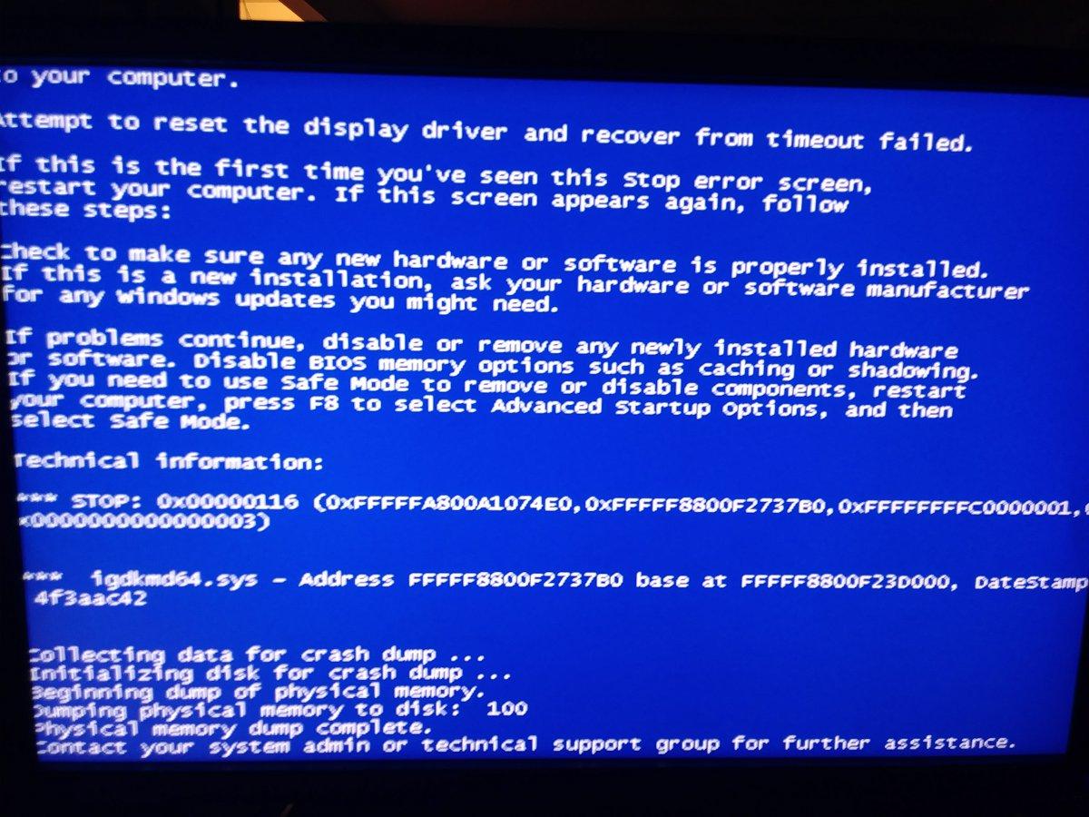 BSOD please Help! | Windows 7 Forums