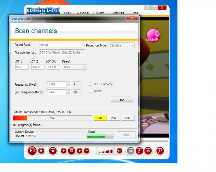 dvbviewer te2 windows 7