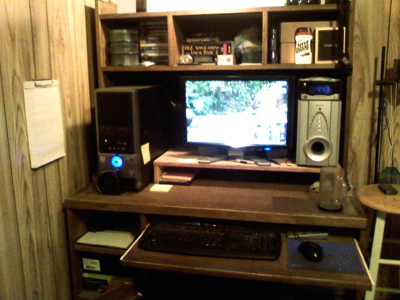 Show off your computer area | Windows 7 Forums