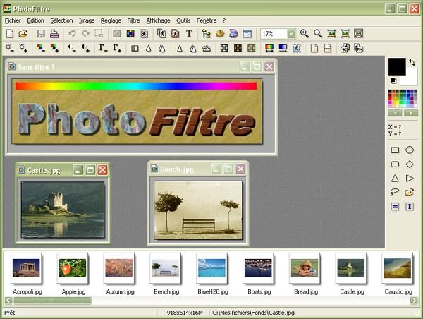 photofiltre gratuit 2011